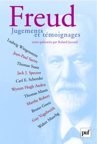 Freud. Jugements et témoignages
