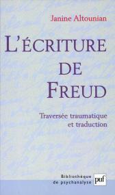 L'écriture de Freud