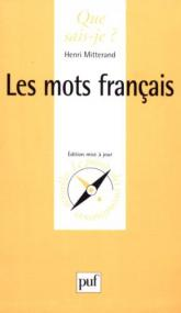 Les mots français