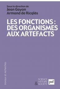 Les fonctions : des organismes aux artefacts