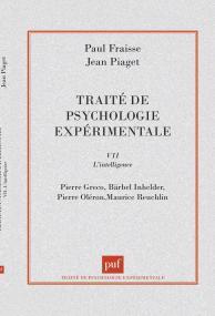 Traité de psychologie expérimentale, 7