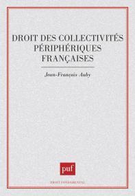 Droit des collectivités périphériques françaises