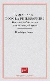 À quoi sert donc la philosophie ?