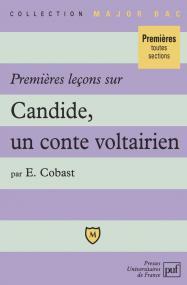 Premières leçons sur « Candide », un conte voltairien