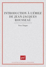 Introduction à l'Émile de Jean-Jacques Rousseau