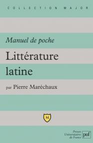 Littérature latine. Manuel de poche