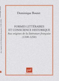 Historicité des genres et formes littéraires