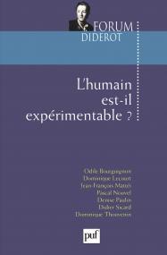 L'humain est-il expérimentable ?