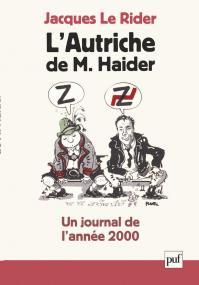 L'Autriche de M. Haider. Un journal de l'année 2000