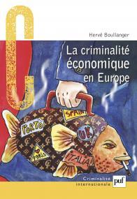 La criminalité économique en Europe