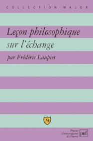Leçon philosophique sur l'échange