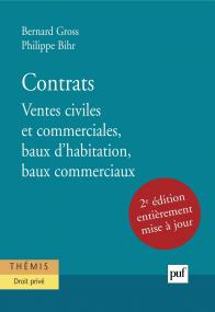Contrats. Tome 1
