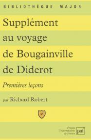 « Supplément au voyage de Bougainville » de Diderot. Premières leçons