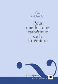 Pour une histoire esthétique de la littérature