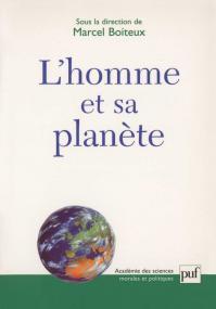 L'homme et sa planète