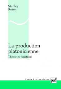 La production platonicienne