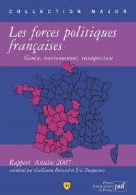 Les forces politiques françaises : genèse, environnement, recomposition