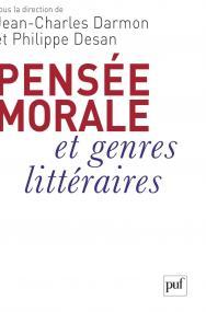 Pensée morale et genres littéraires