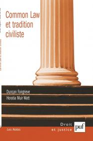 Common Law et tradition civiliste
