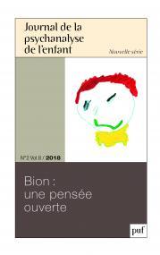 Journal de la psychanalyse de l'enfant (2018, n° 2)