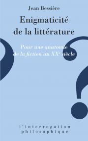 Énigmaticité de la littérature