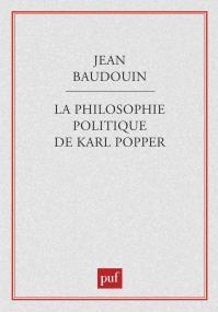 La philosophie politique de Karl Popper