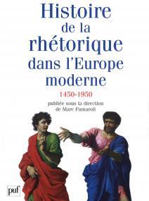 Histoire de la rhétorique dans l'Europe moderne (1450-1950)