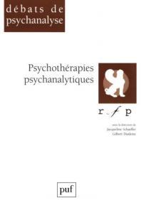 Psychothérapies psychanalytiques