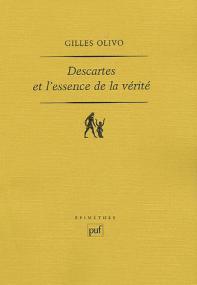 Descartes et l'essence de la vérité
