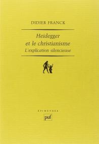 Heidegger et le christianisme