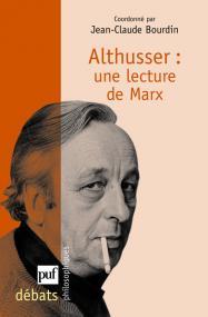 Althusser. Une lecture de Marx