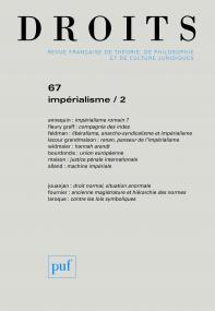 Droits 2018, n° 67