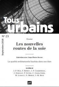 Tous urbains n° 23 (2018)