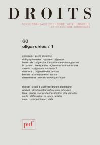 Droits 2018, n° 68