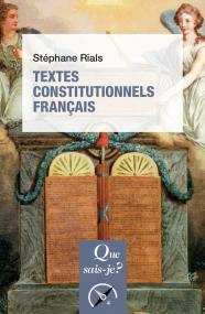 Textes constitutionnels français