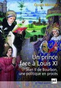 Un prince face à Louis XI