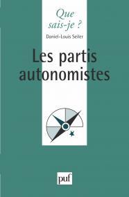 Les partis autonomistes