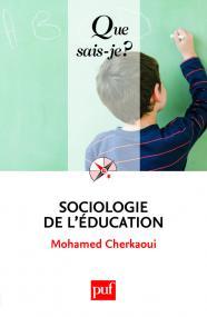 Sociologie de l'éducation