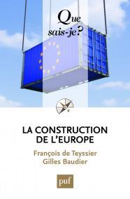 La construction de l'Europe