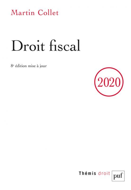 Droit Fiscal Martin Collet Themis Format Physique Et Numerique Puf