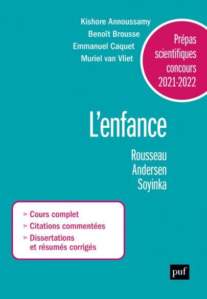 Prépas scientifiques 2021-2022. Epreuve Français/Philosophie